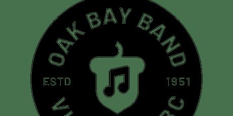 Oak Bay High School Concert - Band 10 & Band 11/12 tickets