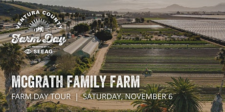 McGrath Family Farm - Ventura County Farm Day Tour tickets