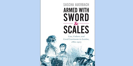 IAS Book Launch: Armed with Sword and Scales tickets