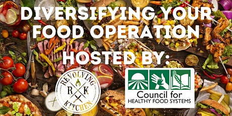 Diversifying Your Texas Food Operation tickets