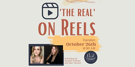 'The Real' on Reels tickets