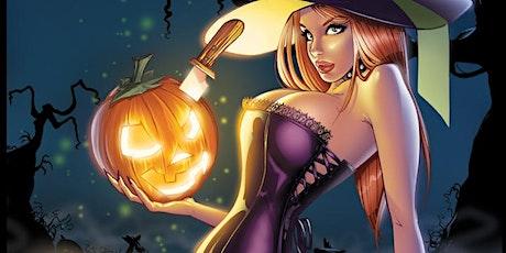 Flaunt Fitness Halloween Party, Showcase & Fudraiser tickets