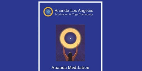 Ananda Meditation tickets