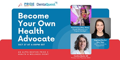 Become Your Own Health Advocate tickets