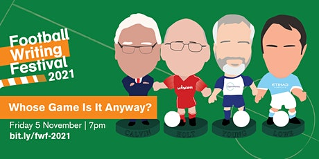 FWF 2021: Whose Game Is It Anyway? tickets