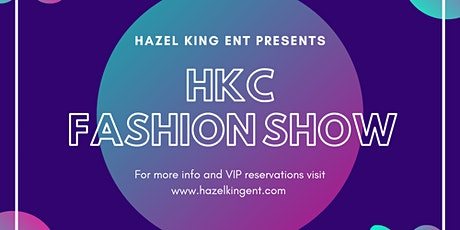 HKC FASHION SHOW tickets