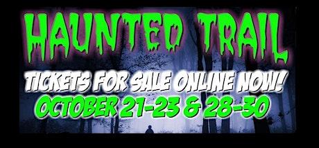 Turkey Mountain Haunted Trails 2021 tickets