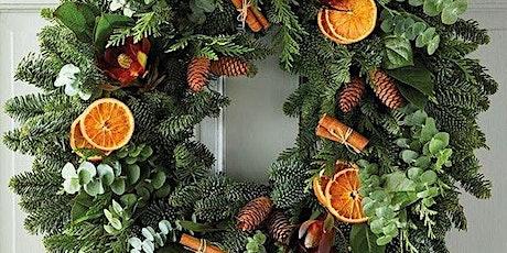 Fa-La-La Holiday Wreath Workshop at Sweet Home Salvage tickets