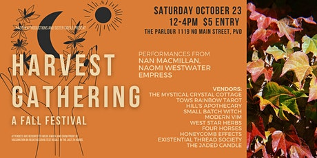 Harvest Gathering : Fall Festival tickets