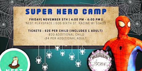 Super Hero Camp tickets
