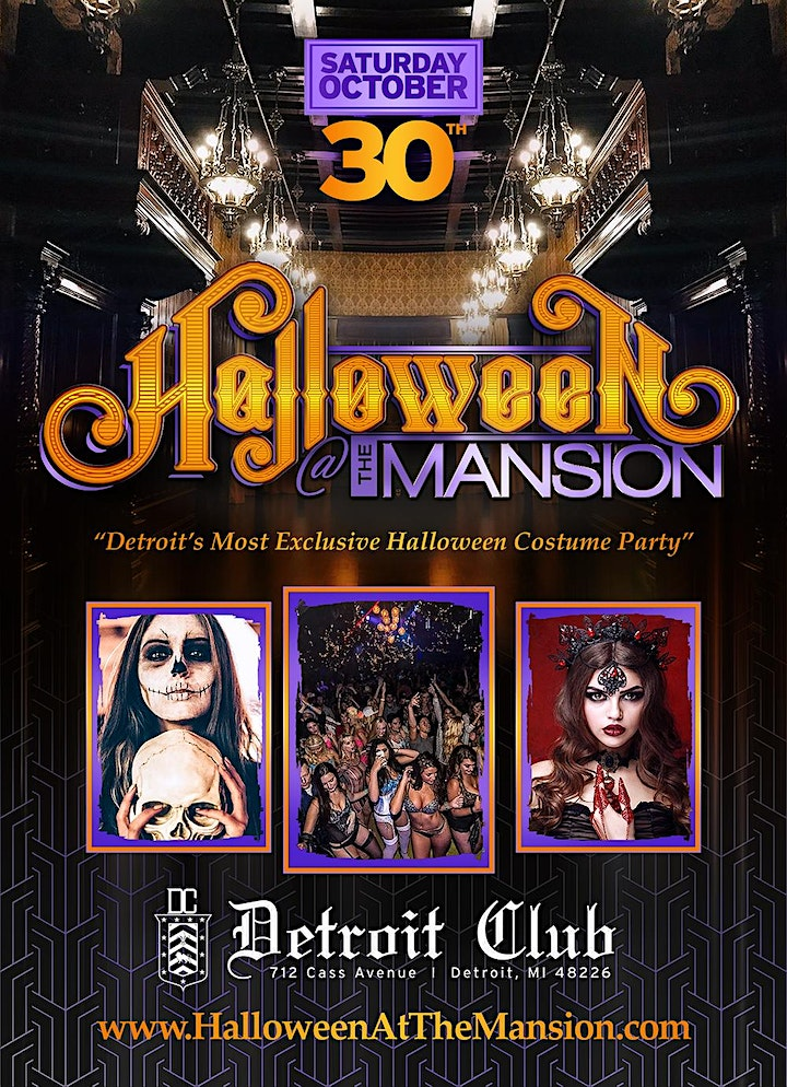 Halloween at The Mansion image