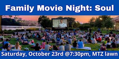 Outdoor Family Movie Night tickets