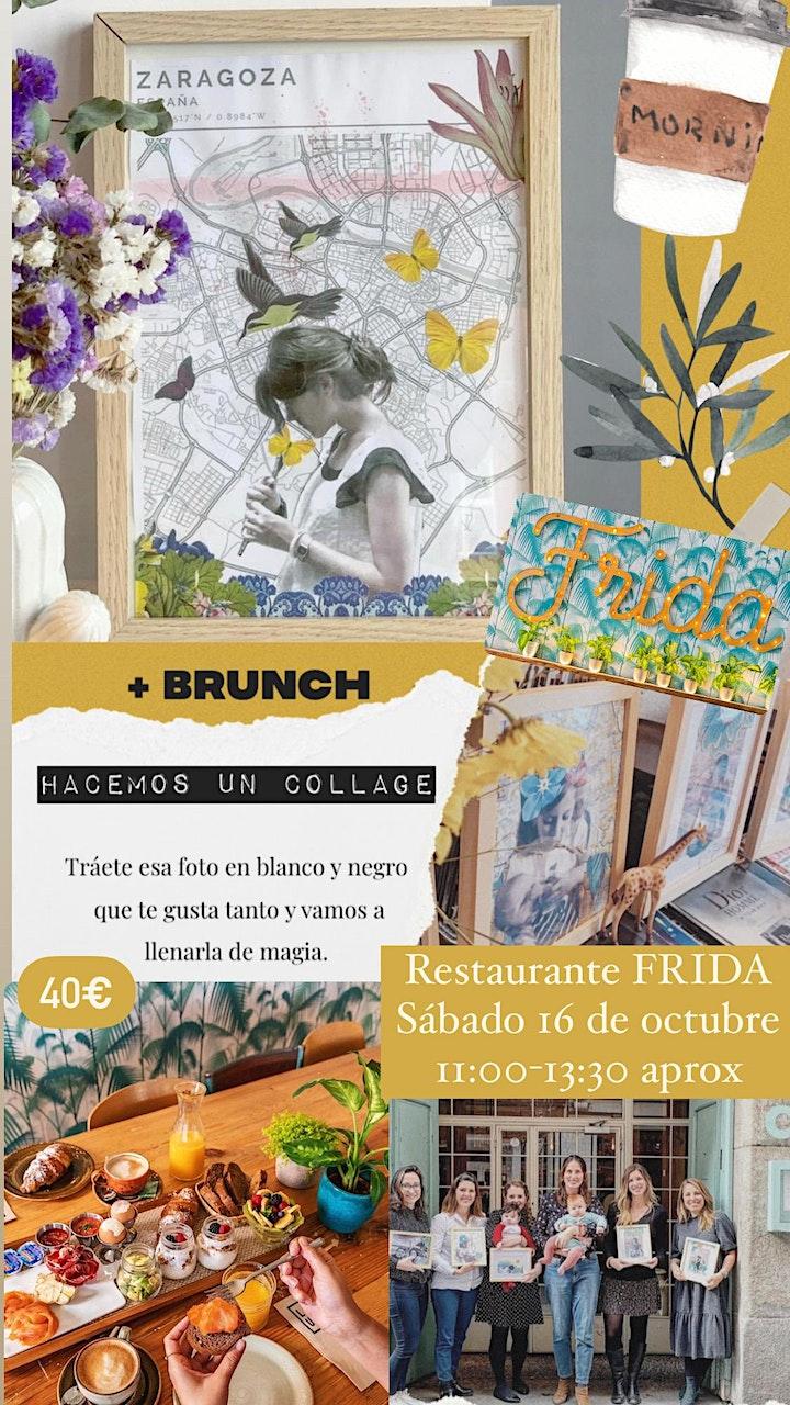 Imagen de Brunch - collage en Restaurante Frida