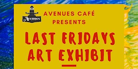 Last Fridays Art Exhibit tickets