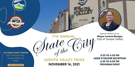 7th Annual Jurupa Valley State of the City tickets