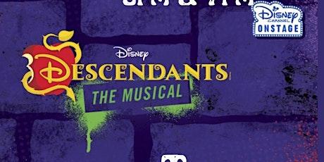 Descendants The Musical tickets
