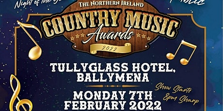 The Northern Ireland Country Music Awards 2022 Voted by the Public. tickets