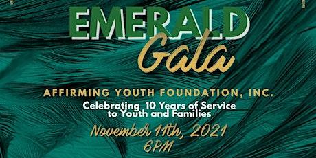 Emerald Gala tickets