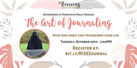 The Art of Journaling - How One Habit Can Transform Your Life tickets