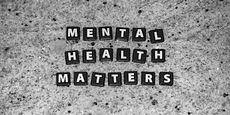 SCMN Mental Health OPEN TALK #8 tickets