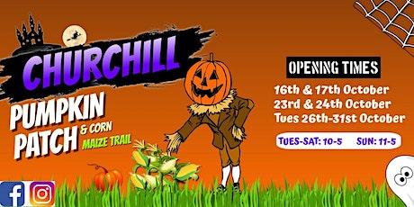 Churchill Pumpkin Patch & Corn Maze tickets