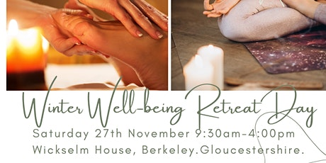 Winter Well-being Day Retreat tickets