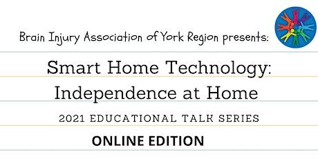 Smart Home Technology - 2021 BIAYR Educational Talk Series tickets