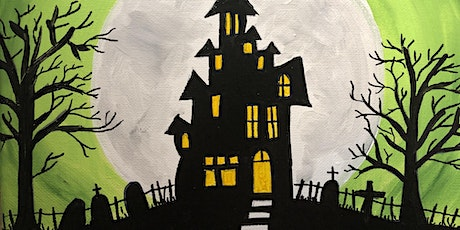 Halloween Paint and Boo's Painting Event tickets