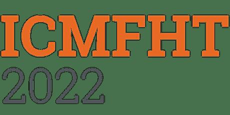 7th ICMFHT'22 bilhetes