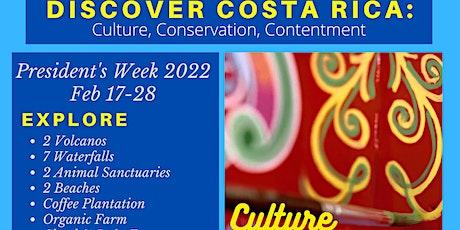 Explore Costa Rica with Returned Peace Corps Volunteer entradas