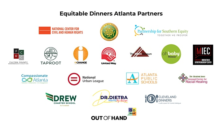 Equitable Dinners Radical Inclusion: The Work of Disability Justice image