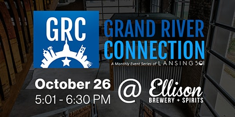 Grand River Connection: Developing Lansing Leaders tickets