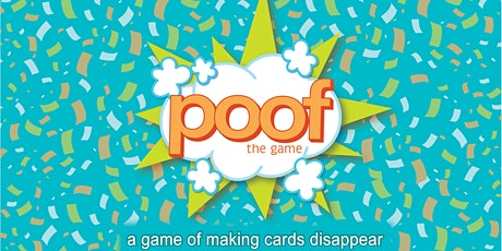 Poof the Game Launch Party tickets