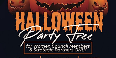 Halloween Party With Sussex Women's Council of Realtors tickets