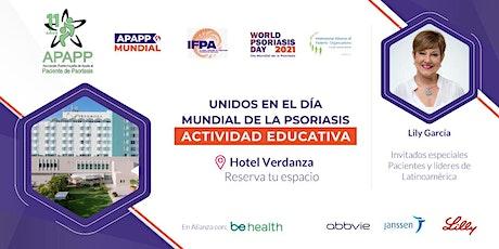 APAPPMundial- Día Mundial de la Psoriasis 2021 tickets