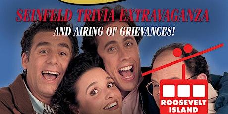Festivus: Seinfeld Trivia Extravaganza & Airing of Grievances tickets