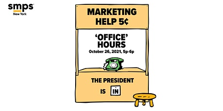 """October """"Office"""" Hours with SMPS-NY President tickets"""