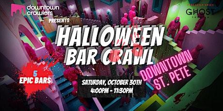 Halloween Bar Crawl - Downtown St Pete tickets