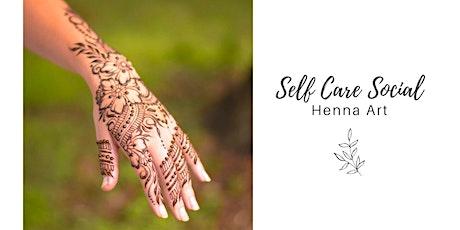 Henna Art tickets