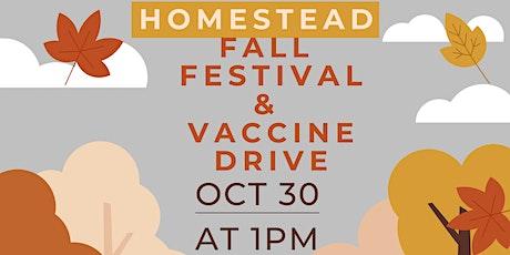Homestead Fall Festival tickets