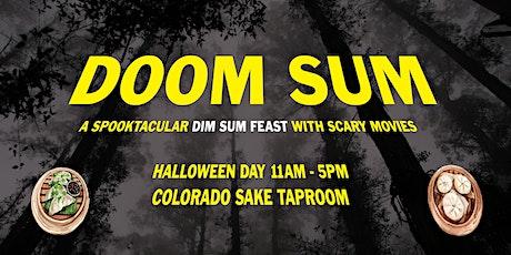 Doom Sum tickets