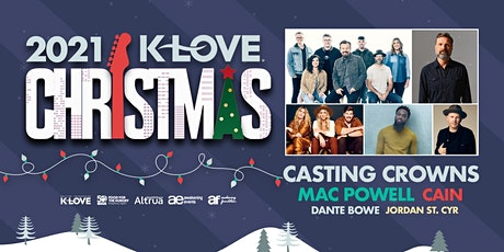 Food for the Hungry VOLUNTEER - KLOVE Christmas / Augusta, GA tickets