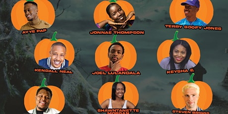 SO FUNNY ON SUNSET comedy show (Halloween Edition) tickets