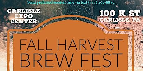 Fall Harvest BrewFest tickets