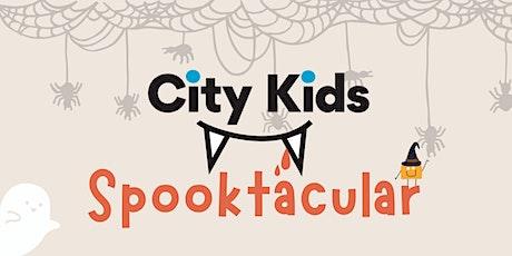 City Kids Spooktacular Open House tickets