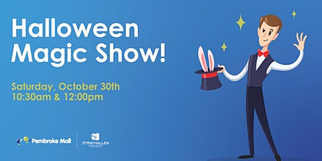 Pembroke Mall Magic Show tickets