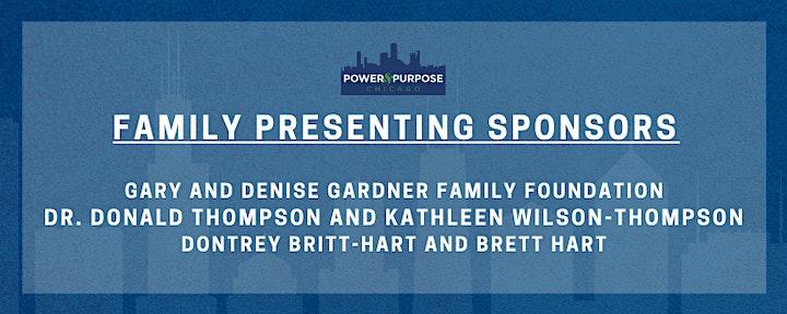 Power & Purpose Chicago 2021 image