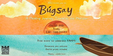 Bugsay: A Healing Journey Towards the Horizon tickets