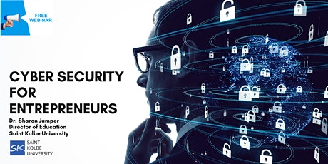 Cyber Security for Entrepreneurs tickets