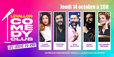 Levallois Comedy Club billets